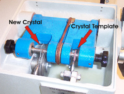 crystal cutter